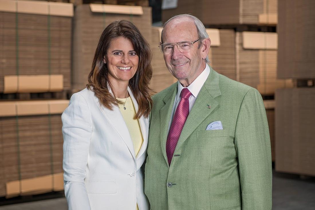 Angela Kolb und Alwin J. Kolb