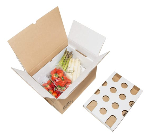 CORCOOL Verpackung