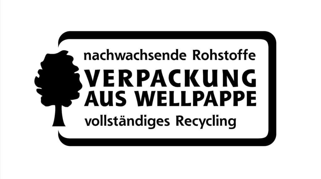 Wellpappe :